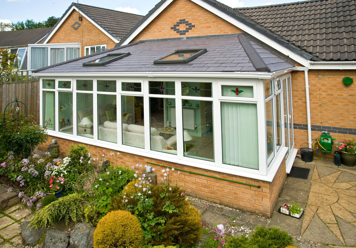 Hipped Conservatory Lean To Roof Bjc Joinery