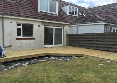 Cladded Decking