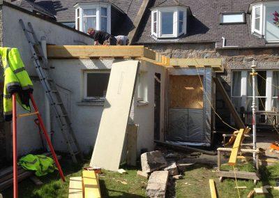 conservatory roof insulation Edinburgh