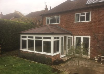 conservatory roof replacement Elgin
