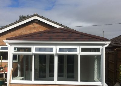 conservatory roof replacement Dundee