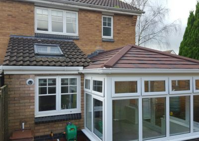 conservatory roof replacement St Andrews
