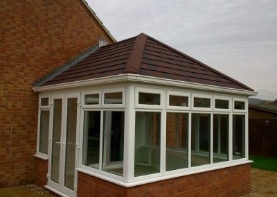 conservatory roof replacement Perth