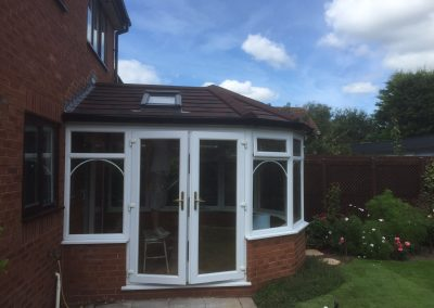 conservatory roof Perth