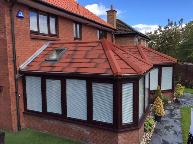 Conservatory Roof Replacement 2021