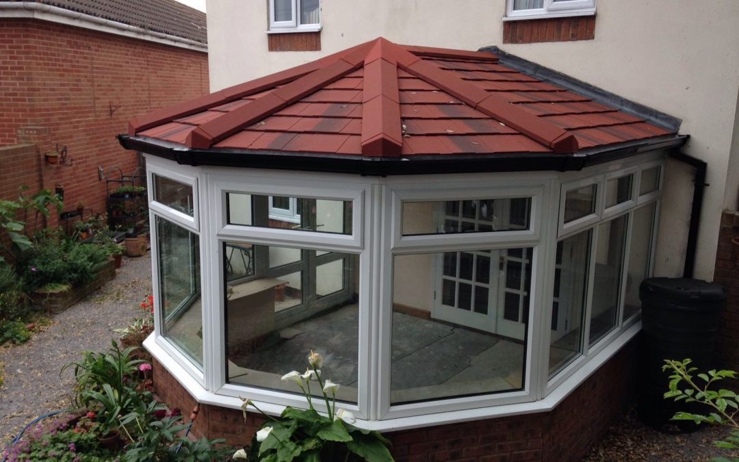 New Conservatory Roof for Summer